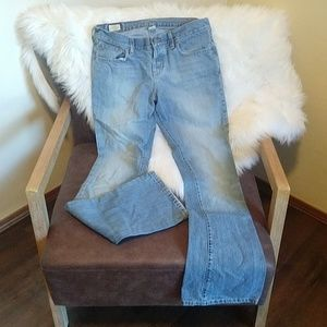 Vintage Abercrombie and Fitch Bootcut Jeans